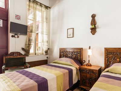 Photo for GUL HANIM HOUSE BOUTIQUE HOTEL WHITE ROSE ROOM in the walled city Nicosia