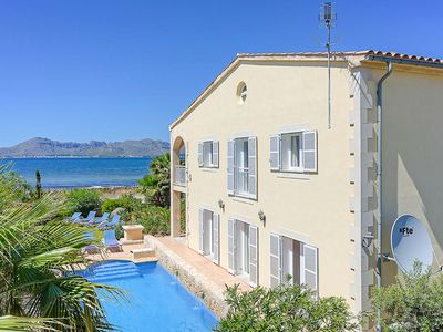 Photo for Casa Alcudia Uno - Six Bedroom Villa, Sleeps 12