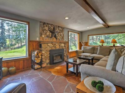 Photo for Fully Restored Cabin with Private Hot Tub on Historic Ranch