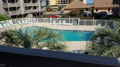 Photo for Get out of your house and to the BEACH or POOL!  Great Rates! Great Location !