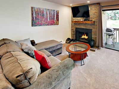 Photo for 2BR Condo w/ Brand-New Finishes – On Free Shuttle Route to Vail Mountain