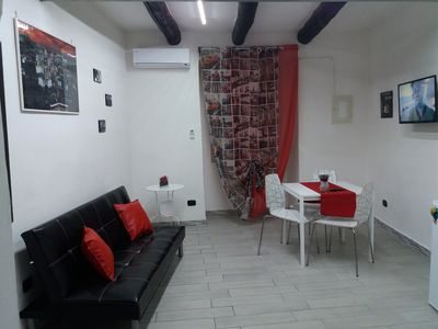 Photo for Scugnizzi home is a small private house in the historic center of Naples.