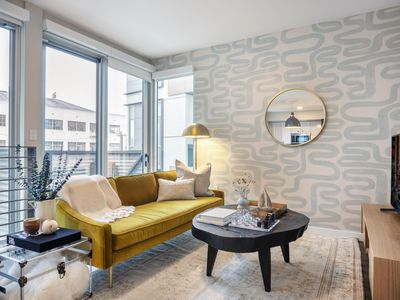 Photo for Bespoke SoMa 2BR w/ Gym + Game Patio near Civic Center by Blueground