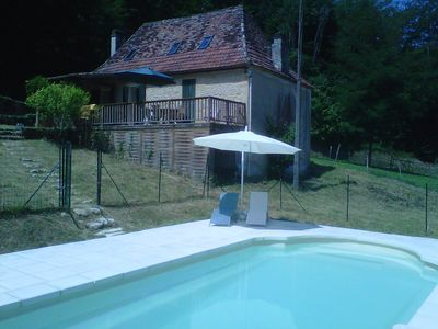 Photo for House with pool in Perigord, between Bergerac and Sarlat Lalinde