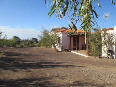 Photo for relax in the house located in natural space near magnificent sandy beaches