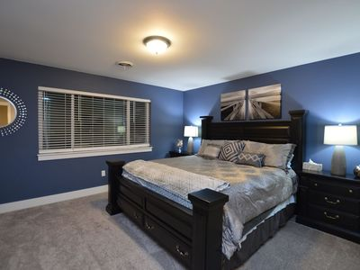 Photo for (Spring Discounts) CLEAN Elegant Escape Home (KING BED) Minutes From Downtown