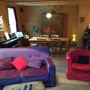 Photo for Country house 120 m2, Les Houches, Servoz, Chamonix valley