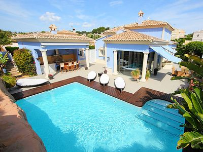 Photo for Vacation home Mediterranea  in Calpe/ Calp, Costa Blanca - 6 persons, 3 bedrooms