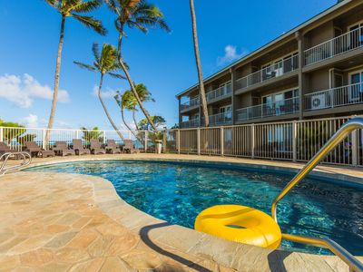 Photo for Kapaa 2BR Ocean Breeze Condo with pool! (112-2)