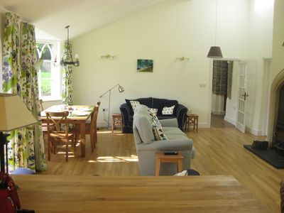 Photo for Cottage With Large Sunny Living Area, High Ceilings, South Facing, Farm setting