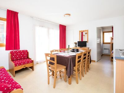 Photo for Residence Les Balcons de la Vanoise *** - 2 Rooms 6 People Cabin - Renovated