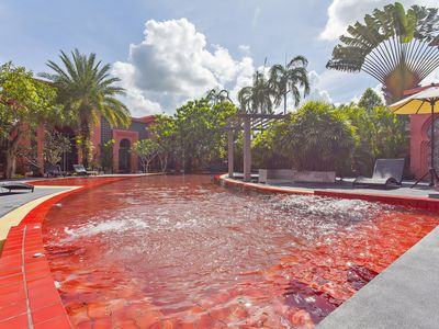 Photo for ⭐Ultimate Getaway Resort 10BR w/ Private Pool & Garden