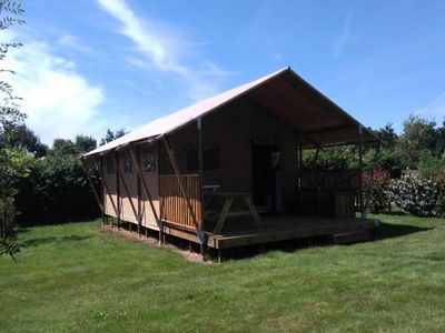 Photo for Camping Village Guyonnière ***** - Woody Lodge Glamping 3 Rooms 6 People