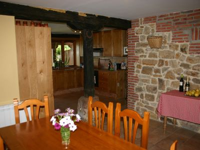 Photo for A Country Cottage In Hornedo Close To The Coast with wi-fi