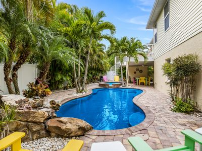 Photo for Carefree Cay: Stunning Home w/Pool & Hot Tub, Short Walk to Beach, North End