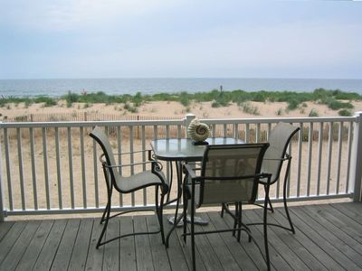 Photo for Oceanfront Townhouse, Ocean City Maryland.  3 BR