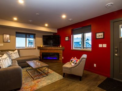 Photo for Cody's Guesthouse: Luxury Living in Downtown Revelstoke