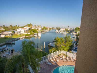 Photo for The Best View in the Building!  New Resort in the Heart of Madeira Beach.