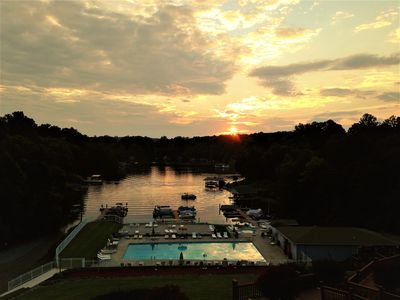 Unbelievable Sunset Views From Deck and Condo
