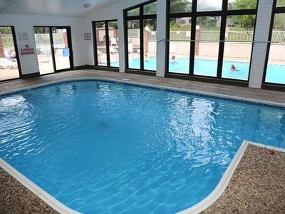 Photo for Relaxing & Quiet - Close to Everything -with indoor pool