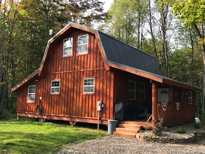 Photo for Tug Hill Cabin - Redfield NY - Snowmobile, ATV, Salmon River Fishing, Relaxing