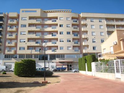 Photo for Apartment only 2 km from the beach and 500 meters from the center. FREE WIFI