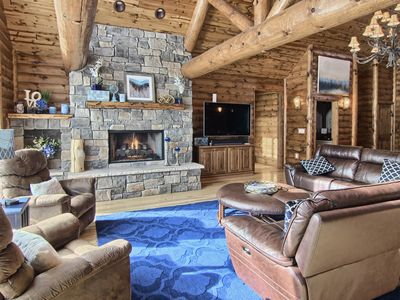Photo for 5BR Luxurious Ski In/Ski Out Lodge in Boyne`s Most Exclusive Gated Community