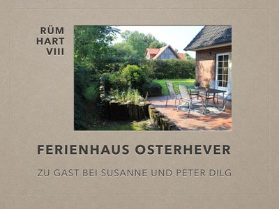 Photo for Rüm Hart 8 - Luxushaus in Osterhever