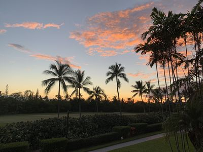 Photo for Keauhou Punahele, 2/2 with an ocean view on the 8th Fairway of Kona Country Club