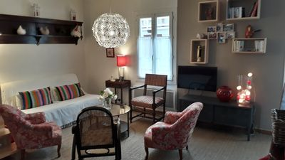 Photo for Charming apartment Luzien 90m2 classified 3 *