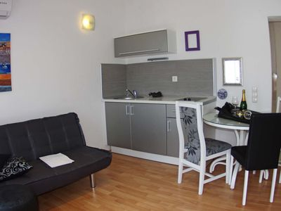 Photo for Apartments Alenka Makarska / One bedroom A3 LUX