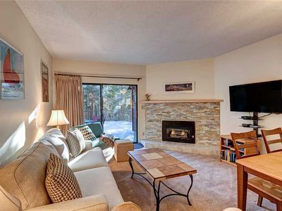 Photo for Mountainwood 104: 2 BR / 2 BA condo in Breckenridge, Sleeps 8