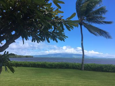 VIew of Maui from your lanai -