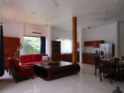 Photo for Casa Pacifico 2-bedroom Apartment #2 Monkey