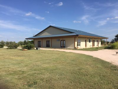 Photo for Wallace Ranch w/arena, corrals, fire pit, pool table, outdoor shower & HOT TUB!