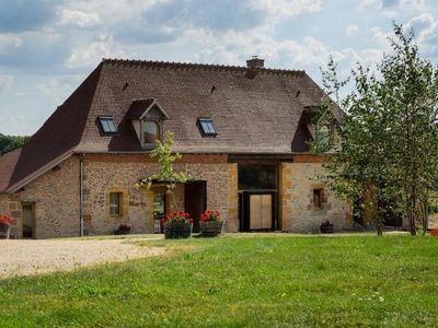 Photo for Gite Montbeugny, 6 bedrooms, 12 persons
