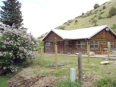 Photo for Private Cabin on 83 Acres located on Emigrant Creek