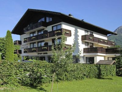 Photo for Apartments home Sport Girbl, Strobl am Wolfgangsee  in Salzkammergut - 4 persons, 1 bedroom