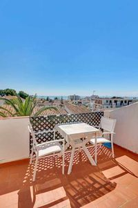 Photo for Lovely apartment with 2 poolareas in Verano Azul!