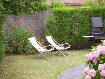 Photo for Royan: Villa with garden.