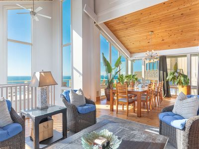 Photo for Incredible Ocean Front Home with 3 Master Suites and Secluded Beach