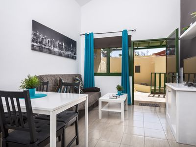 Photo for Charming Bungalow in Costa Calma Close to Beach with Patio & Wi-Fi; Parking Available
