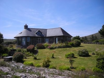 Photo for South facing, beautiful sea view, villa with pool, near Bantry and Beara peninsula