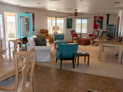 Photo for Joshua Tree Village is 3 miles from 360º views  on Turquoise Ridge