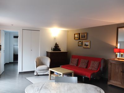 Photo for Beautiful apartment, quality services, near the sea
