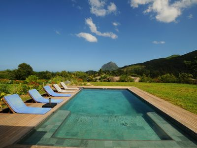 Photo for Villa The meadow in nature on a family property of several hectares
