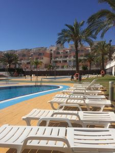 Photo for Duplex 100 meters from the beach. Vera