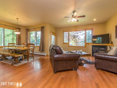 Photo for Mountain Townhome Perfection - Located in Big Sky`s Town Center!