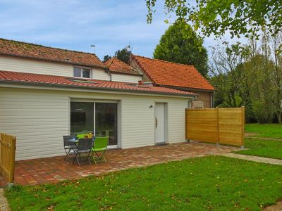 Photo for Semi-detached house, Boismont  in Picardie - 4 persons, 2 bedrooms