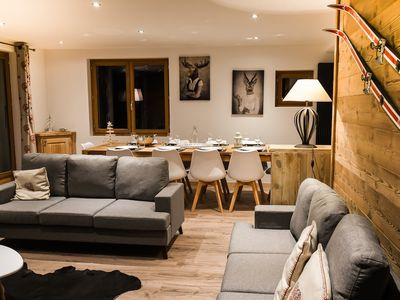Photo for Apartment-Premium-Ensuite-Mountain View-ETOILE D'OR - VALLOIRE